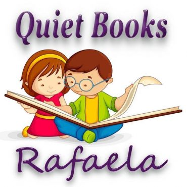 Μοναδικά Quiet Books by Rafaela!