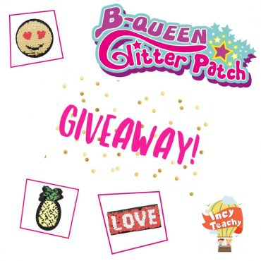Κερδίστε ένα Fashion Box με B-Queen Glitter Patch!