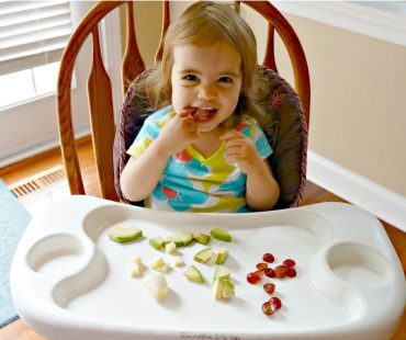 Baby led weaning θα πει πρωτοβουλία στο παιδί!